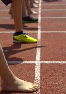 Barefoot. Correr descalzo. damas17 podologia. podologo zaragoza. Nuria Sarroca