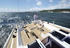Hanse Yachts - Hanse 575