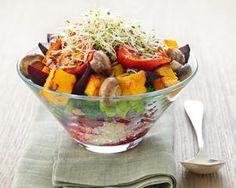 Rainbow Superfood Salad - http://www.alaskafishingrecipe.com/healthy/recipes/rainbow-superfood-salad.html