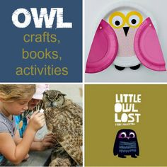 Owl Study: Activities with Kids Owl Crafts, Crafts For Kids, Kindergarten Rocks, Light Pollution, Owl Always Love You, Forest Theme, Craft Books, Environmental Education, Activity Ideas
