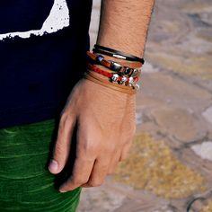 pulseiras masculinas, pulseirismo, key design, mens fashion, moda masculina, menswear, www.boyestilo.com