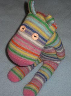 Make a Sock Animal