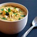 Recipe for a Delicious Spicey Corn and Potato Soup