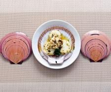 Recipe Scallops Seared in Lemon and Herbed Butter by lalaskitchen - Recipe of category Starters