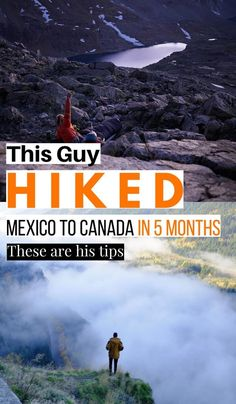 Jay Van Dam is a highly experienced hiker who once traveled on foot for 5 Months straight. Here he shares his inspiring experiences and hiking tips. Click through to read now...