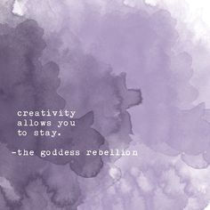 Creativity is truly the healthiest escape because we get to wade inside our own oceans as opposed to having to swim to anothers shore. We can sit with our pain feel our feelings and cultivate our resilience while creating beautiful and unique art. We can understand the process and work through the problem while harnessing profound self-awareness. Unfortunately it seems as though today everyone is seeking new and novel ways to evade their pain and discomfort. They lose themselves in another…