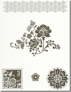 Fresh Vintage - Stampin Up