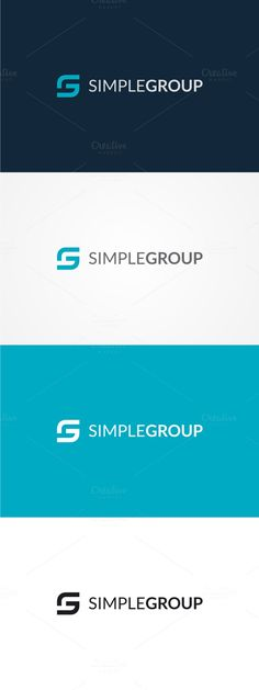 Simple Group - S G Logo. Logo Templates. $29.00