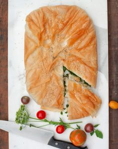 Fennel, Chard and Goat Cheese Pie - 100 Mile Diet