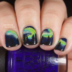 northern lights by wondrouslypolished #nail #nails #nailart
