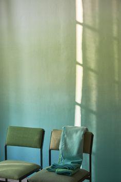 Designers Guild | Savoie Azure wallpaper