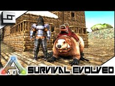 nice ARK: Survival Evolved - HOT BEAVER TAMING ACTION! E5 ( Procedurally Generated Gameplay )
