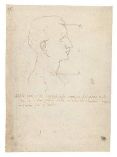 Leonardo da Vinci and the Codex Huygens - fol. 56