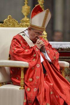 Pape François - Pope Francis - Papa Francesco - Papa Francisco - Pentecôte 2015