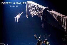 The Joffrey Ballet   Midsummer Night's Dream   Photo of Derrick Agnoletti by Cheryl Mann
