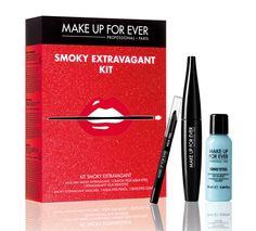 Regali di Natale 2015 Make Up For Ever Kit Smoky Extravagant