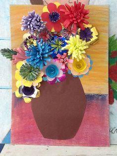 3rd grade art project Uploaded by user