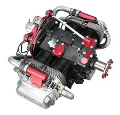 AeroVee 2.1 aviation engine kit. 80 Horse airplane engine kit based off the VW engine.