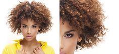 acconciature capelli ricci corti foto 1