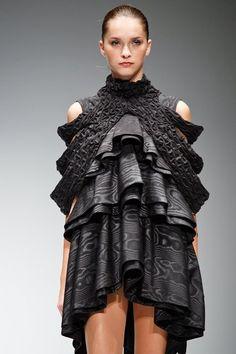 Tokyo New Designer Fashion Grand Prix SS 2012