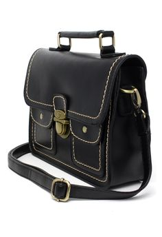 old school satchel
