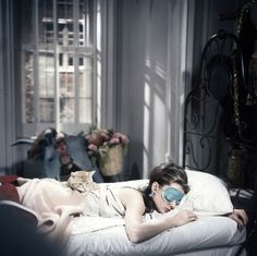 Breakfast at tiffany's watched it too many times than i could ever count. I jus adore Holly Golightly!