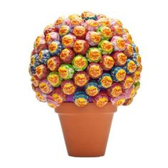 Geschenk: Lolli-Baum