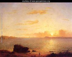 Phantom Sea - George Inness - www.georgeinness.org