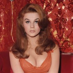 mooi rood is niet lelijk ♥ Red hair - Ann Margret Classic Actresses, Beautiful Actresses, Vintage Hollywood, Classic Hollywood, Elvis Presley, Ann Margret Photos, Divas, Most Beautiful, Beautiful Women