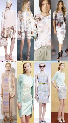 Resort 2015 Color Roundup - Pastel Perfection