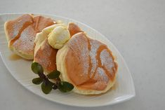 """Today, I will show you how to make """"Fluffy Japanese pancakes."""" This video is requested by one of my dearest viewers! Thank you Joann! This type of pancake is very …"""
