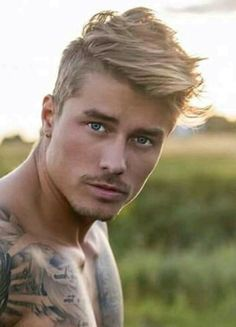 Johnny Edlind Why Is He So Beautiful Haircuts For Men Hair - hairstyles for men blonde military hairstyles for men Mens Modern Hairstyles, Hairstyles Haircuts, Haircuts For Men, Mens Hairstyles Blonde, Weird Haircuts, Military Hairstyles, Men Blonde Hair, Simple Hairstyles, Hairstyle Men