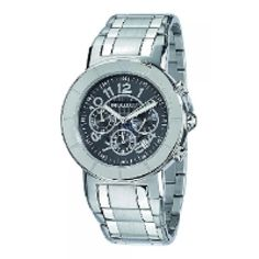 Morellato Portofino, Analog Quartz Watch with Chronograph, Leather Strap. WEB ONLY!