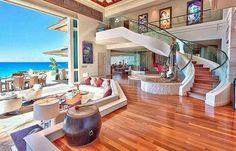 Open floor plan... Luxurious