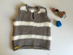 Striped waiscoat by ElPiOjo on Etsy