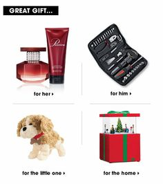 AVON - AVON Fashion & Beauty - shop for Avon gifts for the whole family...for her, for him, for the little one, and for the home. Shop for Avon Christmas at http://eseagren.avonrepresentative.com