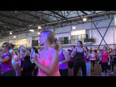 Les Mills BodyJam 63 - Les Mills Fitness Explosion 2012 - Review Mix