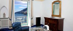 Amalfi / Hotel Luna Convento. Stay. Booked out for our dates.
