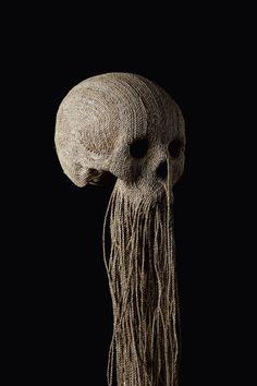 Les dernières sculptures de Jim Skull