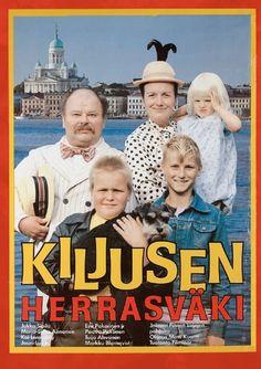 kiljusen herrasväki 1981 movie poster