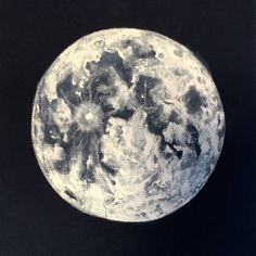 月画「満月」[徳島 洋子] | ART-Meter