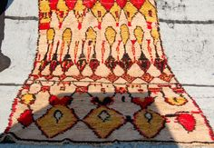 1000 Images About Moroccan Tribal Rugs On Pinterest