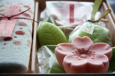 Sakura Bath Set
