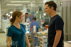 "Benedict Cumberbatch and Rachel McAdams face off in new Doctor Strange images - EMPIRE, September 2016""There's a doctor in the new Empire this month. Not your standard physician, mind you – unless your local GP can span dimensions, defy physics and..."