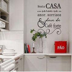 Aceito tudo ! Please☕️❤️😁 Boa semana minha gente ! Via : www.nasuaparede.com.br  #nasuaparede #decoracao #design #cantinho #criatividade #casa #noiva #casamento #casanova  #inspirações #ideiascriativas  #façavocêmesmo  #perfeito #ficaadica  #organização #decoracaodeinteriores  #detalhes #reformando #apê #apartamento  #decorando  #delicia #cozinha  #cafe #amor #alegria #sorriso #bomdia #café #cafe #frases