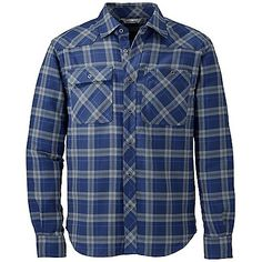 Outdoor Research Feedback - Synthetic flannel
