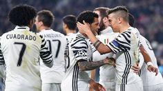 Cuplikan Gol Juventus vs FC Porto 1-0 Liga Champions