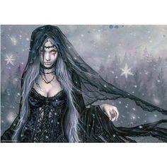 Snowflakes ~ Victoria Frances