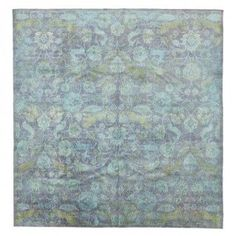 AquaSilk Overdyed Rug - 9 9 x10 3