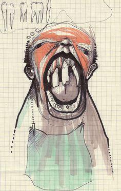 Mike McQuade Illustration